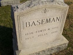Edwin M Baseman