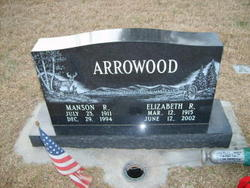 Manson Robert Arrowood