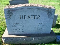 Hattie M. Heater