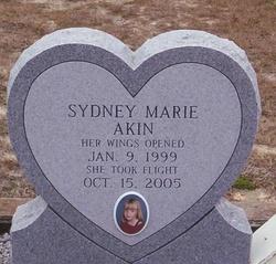 Sydney Marie Akin