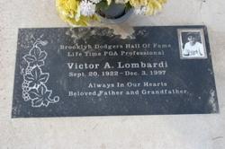 Vic Lombardi