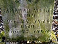 Samarah Moore
