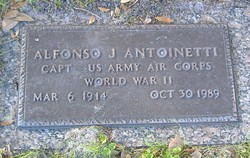Alfonso J. Antoinetti