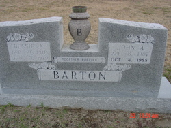Bessie A. Barton