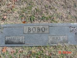 Alice Oren <i>Phillips</i> Bobo