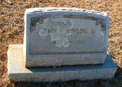 John F. Bowling, Sr