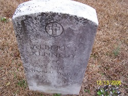 Albert C Kennedy