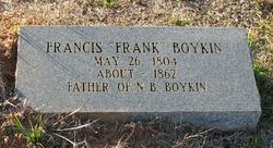 Francis Frank Boykin