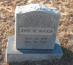 John William Boykin