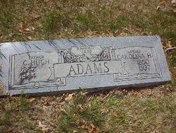 Calvin Hugh Adams