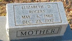 Myran Elizabeth <i>Daniel</i> Rogers