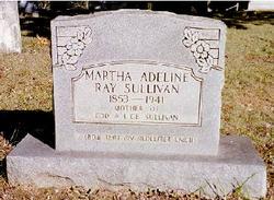 Martha Adeline <i>Ray</i> Sullivan