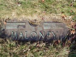 Ruth Christine <i>d'Happart</i> Maloney