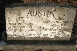 John Caldwell Calhoun Austin