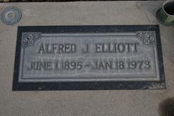 Alfred James Elliott