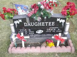 Lyle D Daughetee, Jr