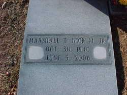 Marshall Thomas Buddy Beckum, Jr