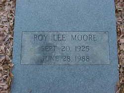 Roy Lee Moore, Sr