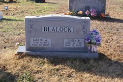 Garth A. Blalock