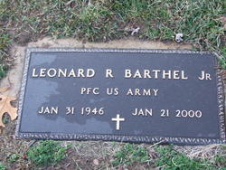 Leonard Robert Barthel, Jr