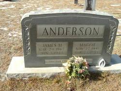 Maggie Magaline <i>Ray</i> Anderson