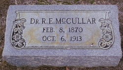 Dr Raymond Evender McCullar