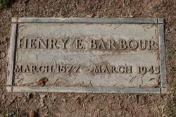 Henry Ellsworth Barbour