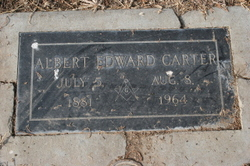 Albert Edward Carter