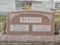Hazel LaVern Burton