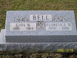 Florence W <i>Hamilton</i> Bell