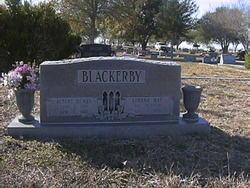 Lorena May <i>Holliday</i> Blackerby