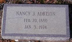 Nancy E. <i>Johnson</i> Adkison