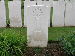Private Arthur James Adams