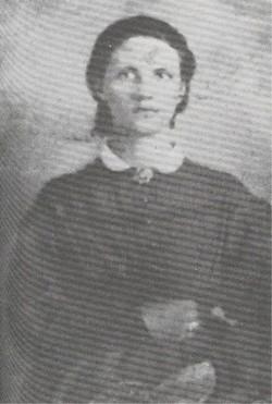 Nancy Elizabeth <i>Wasson</i> Adams