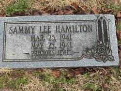 Sammy Lee Hamilton