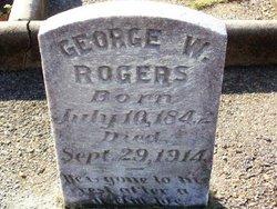 George W. Rogers