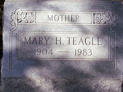 Mary Howell <i>McLemore</i> Teagle