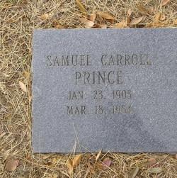 Samuel Carroll Prince