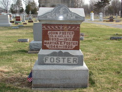 Corp John William Foster