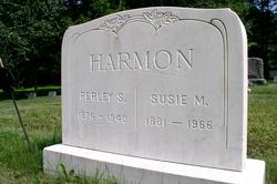 Perley Sinclair Harmon