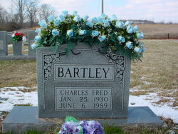 Charles Fred Bartley