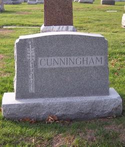 Rose Elizabeth <i>Manville</i> Cunningham