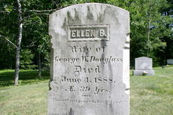 Ellen B. <i>Porter</i> Douglass