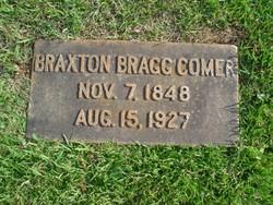 Braxton Bragg Comer
