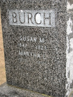 Susan M. Burch