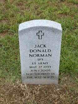 Jack Donald Norman