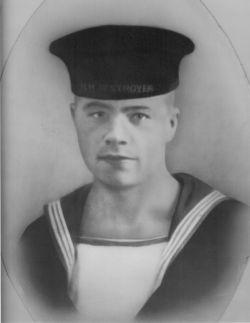 Able Seaman Graham G Bursey