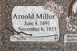 Arnold Miller Steed