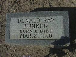 Donald Ray Bunker