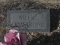 Willie Armstrong